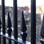 metal railings gerrards cross