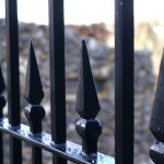 railings gerrards cross