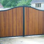 wooden gates Amersham